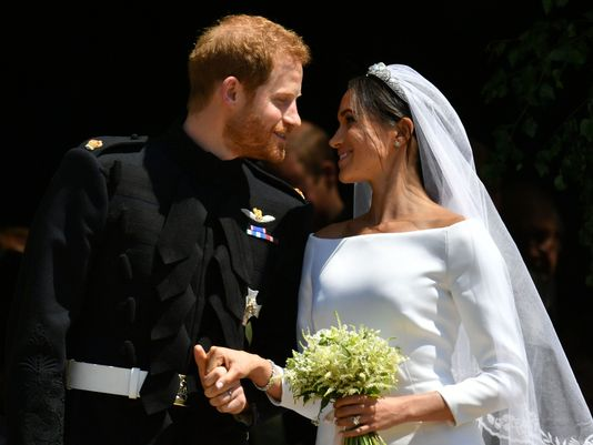 bf9319402f102 5 biggest moments from the Royal Wedding of Meghan Markle and Prince Harry  ...