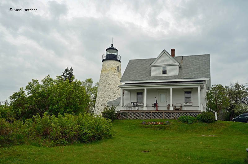 test Twitter Media - By the early 1800s, #Castine was a busy shipbuilding town and a vital entrepot with a bustling harbor. In 1829, U.S. Government established the #Dice Head #Lighthouse to mark the port. #DiceHead #Maine  https://t.co/UYKlqSDIPJ https://t.co/Dnq6D37sES