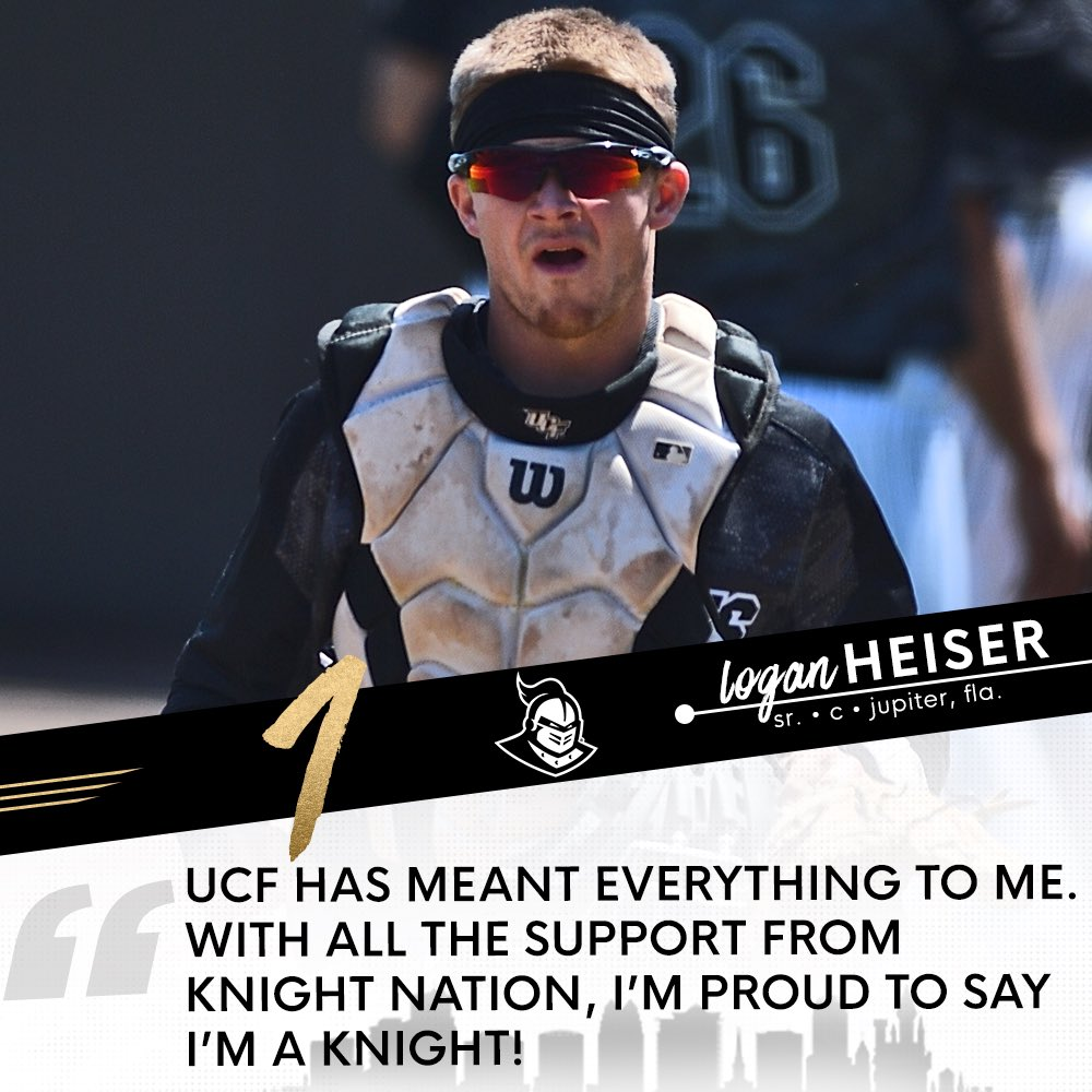 Ahead of their final home game, we asked our seniors how much UCF meant to them. In short, UCF is a special place ⚔️