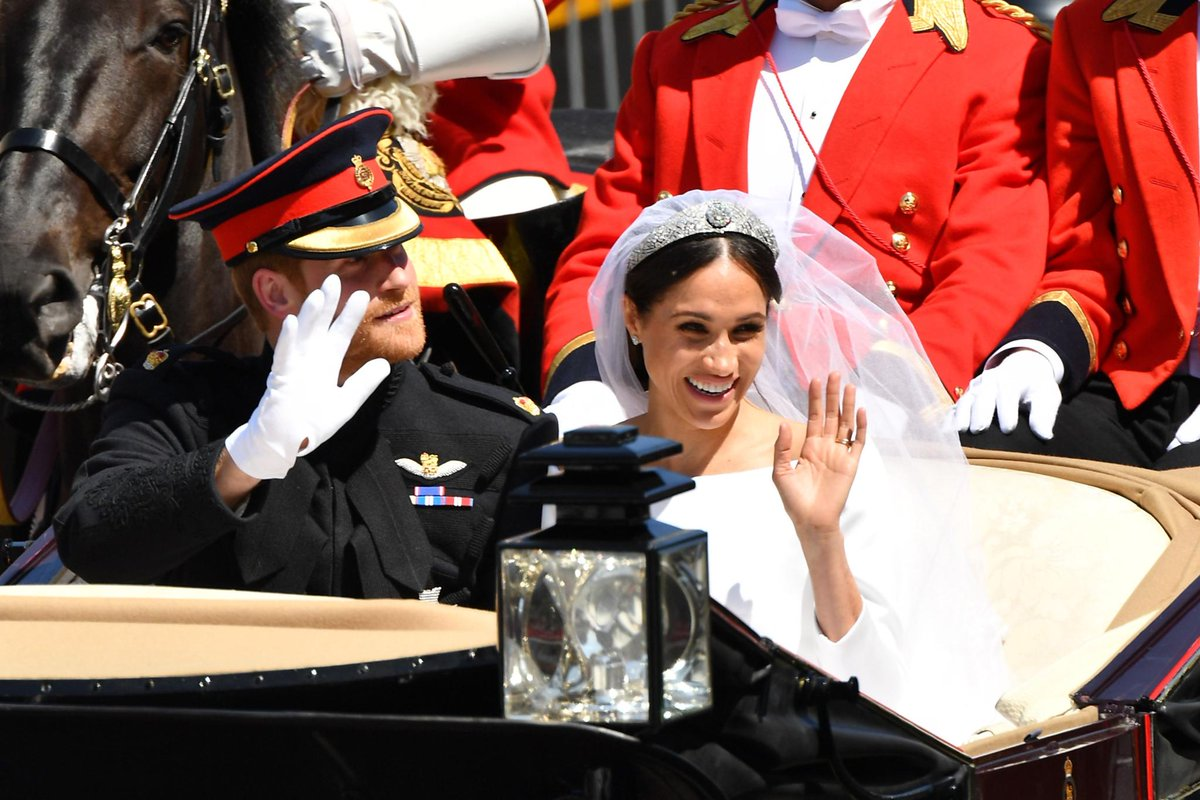 Prince harry and meghan markle's cutest couple moments in photos