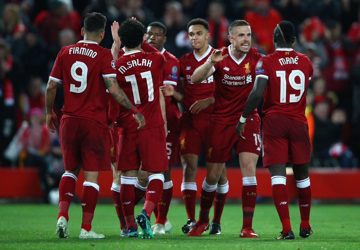We are talking about two historic teams - two of the greatest clubs in the history of the game so I think its going to be very, very exciting for fans all over the world.  #LFC have been remarkable - its going to be a fantastic final: lfc.tv/AQgc