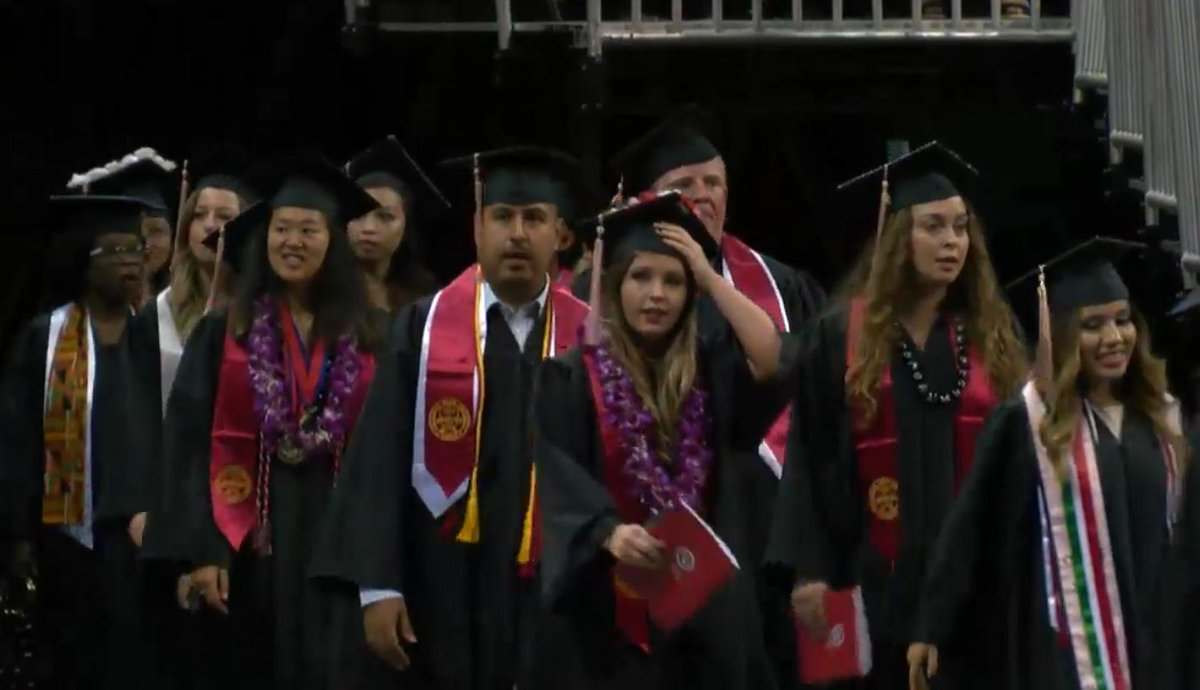 ABC30 Fresno On Twitter WATCH LIVE State Class Of 2018 Commencement Ceremony Tco 24IMtZRzh6
