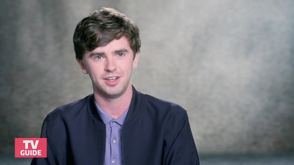 freddie highmore cn on twitter with the joint efforts of his main