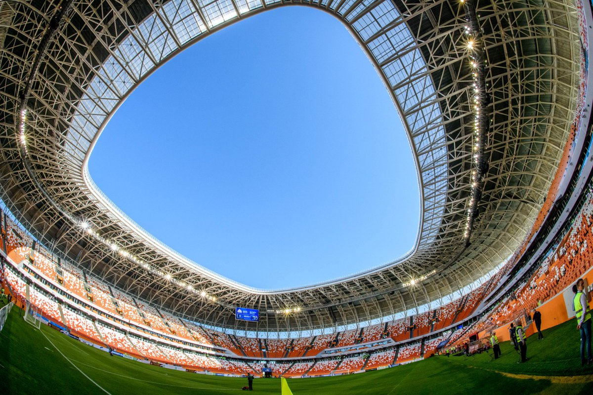 Ddkw0yYVwAAb2CC - FIFA World Cup Venue Tour: The Mordovia Arena, Saransk