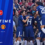FULL-TIME: CHELSEA 1-0 MAN UTD!!!🏆 WE ARE FA CUP WINNERS!! #FACupFinal