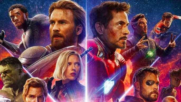 7 books to read If you're still recovering from AVENGERS: INFINITY WAR: spr.ly/6019D5SOS (via @BNTeens)