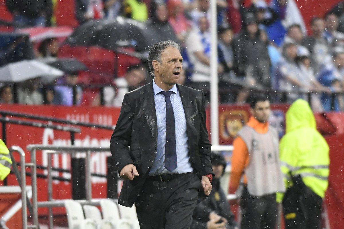Sevilla Fútbol Club's photo on Sanchez