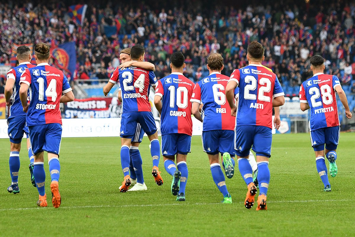 "FC Basel 1893 🇬🇧 on Twitter: ""FT 