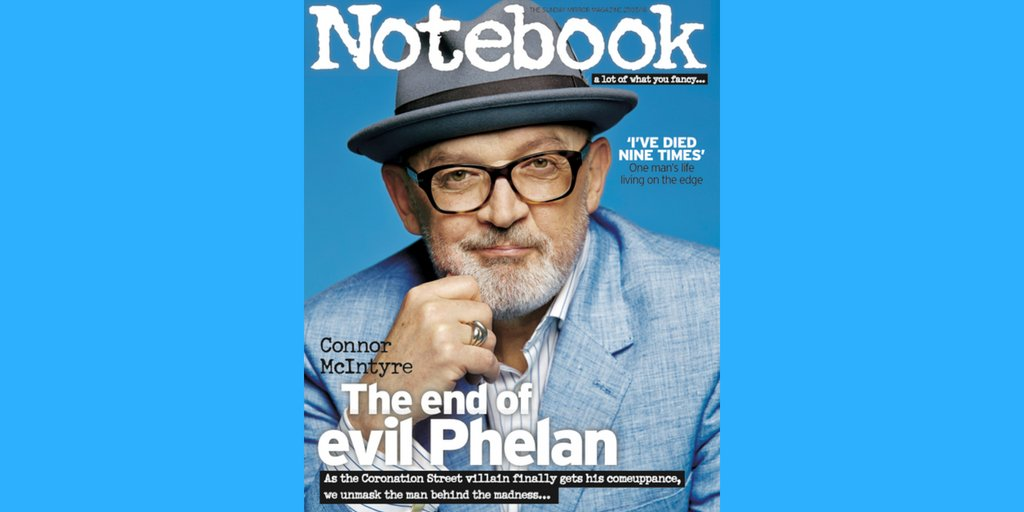 Notebook Magazine's photo on Phelan