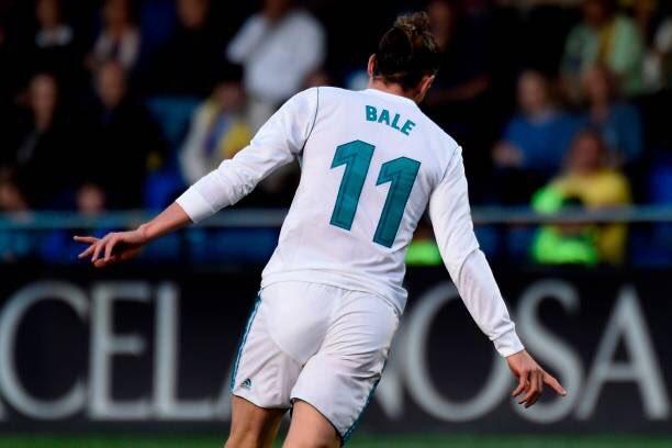 هدف ريال مدريد الأول في مرمى فياريال