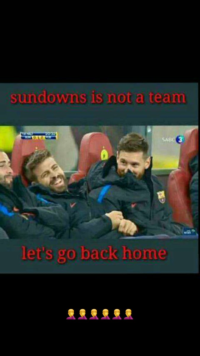 #SundownsBarça Latest News Trends Updates Images - JamesZim4