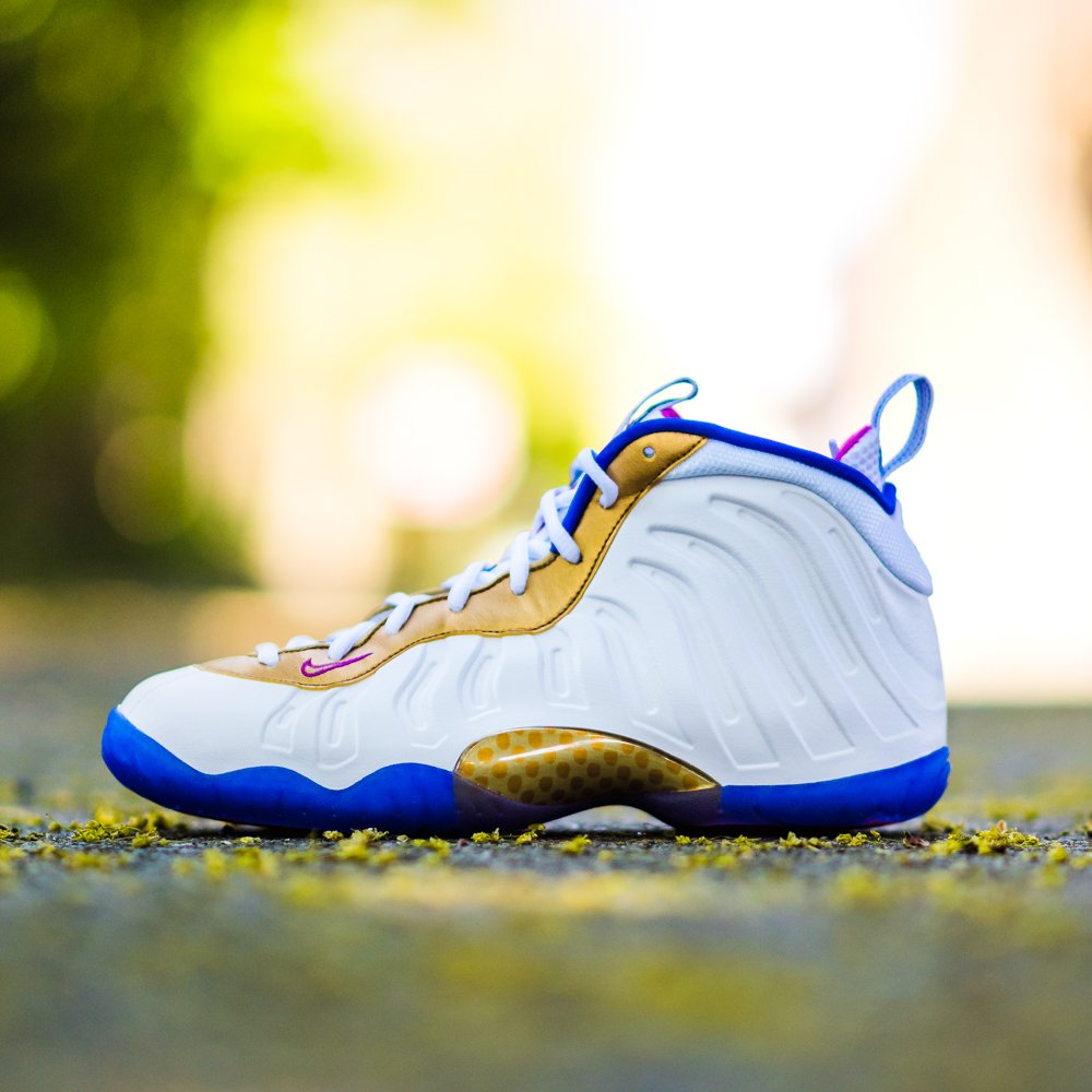 5db157bf65f Nike Little Posite One