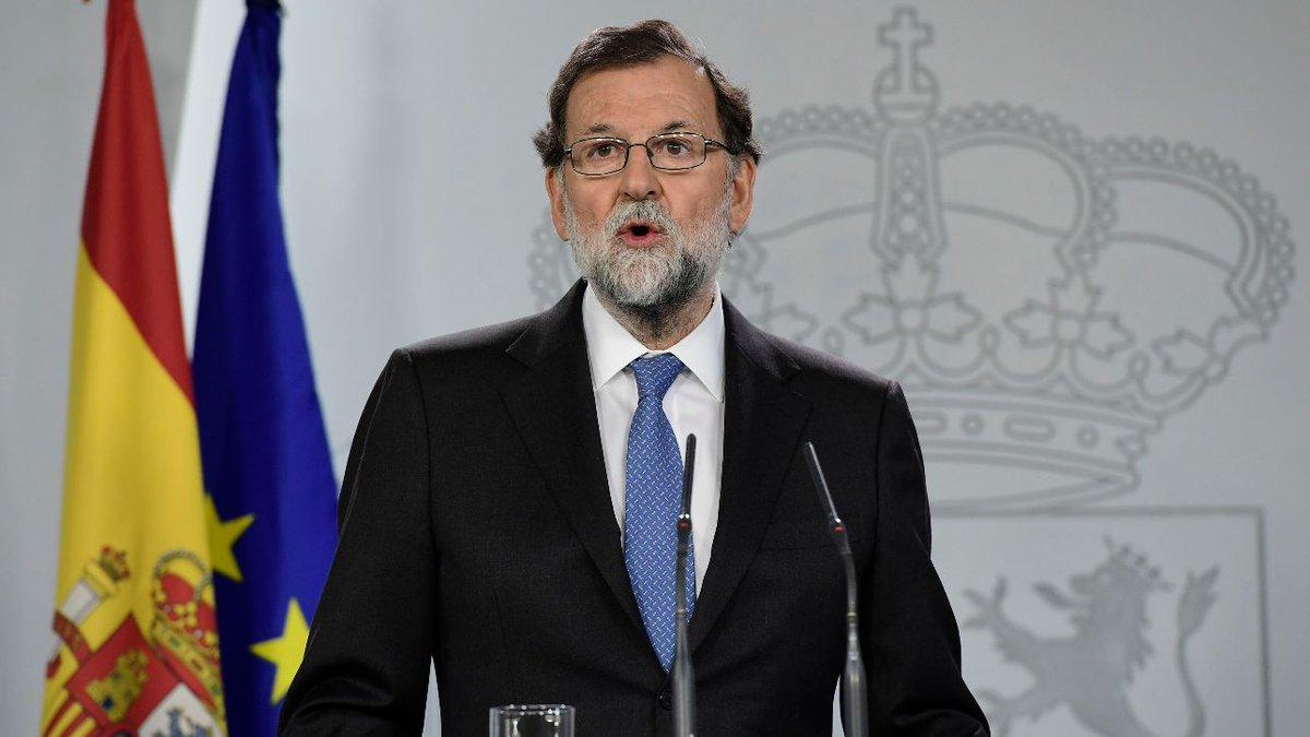 Catalogna, Rajoy critica il nuovo Govern: 'E' una provocazione' #catalogna https://t.co/cGnEOjT9Ze