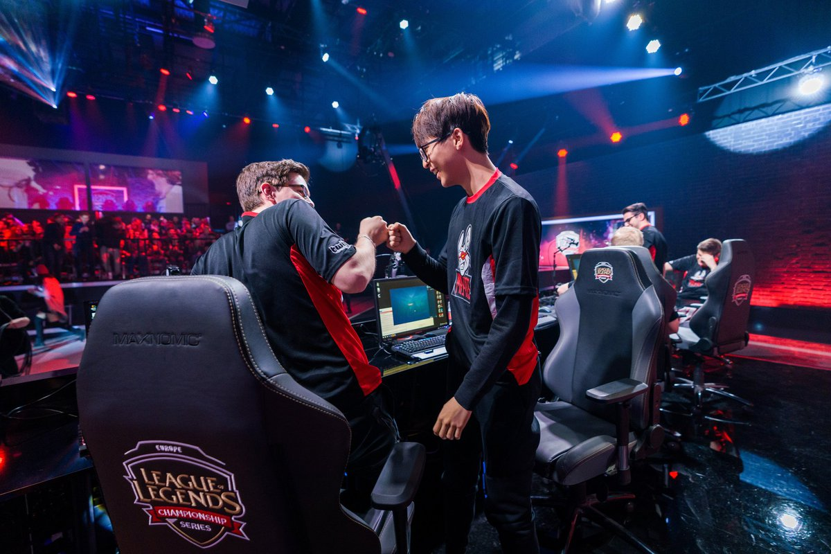 Superb Misfits Gaming On Twitter The Perfect Bot Lane Doesnt Ibusinesslaw Wood Chair Design Ideas Ibusinesslaworg