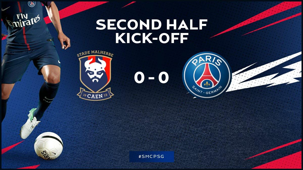 46 The second half is underway!! #SMCPSG