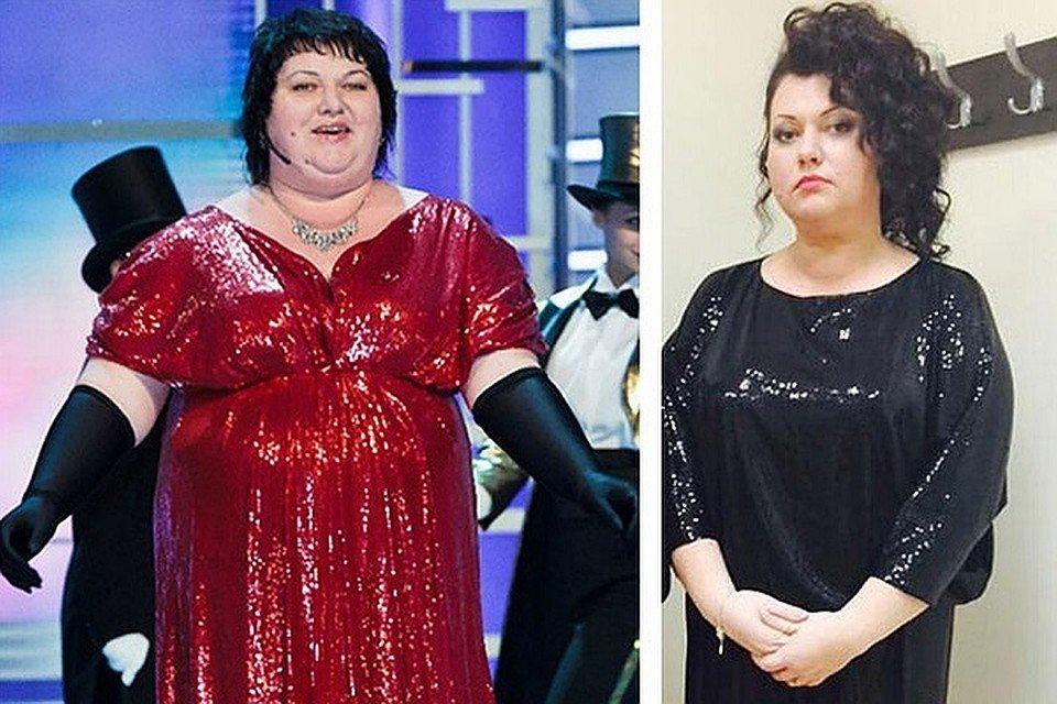 Квн толстая женщина пятигорск похудела