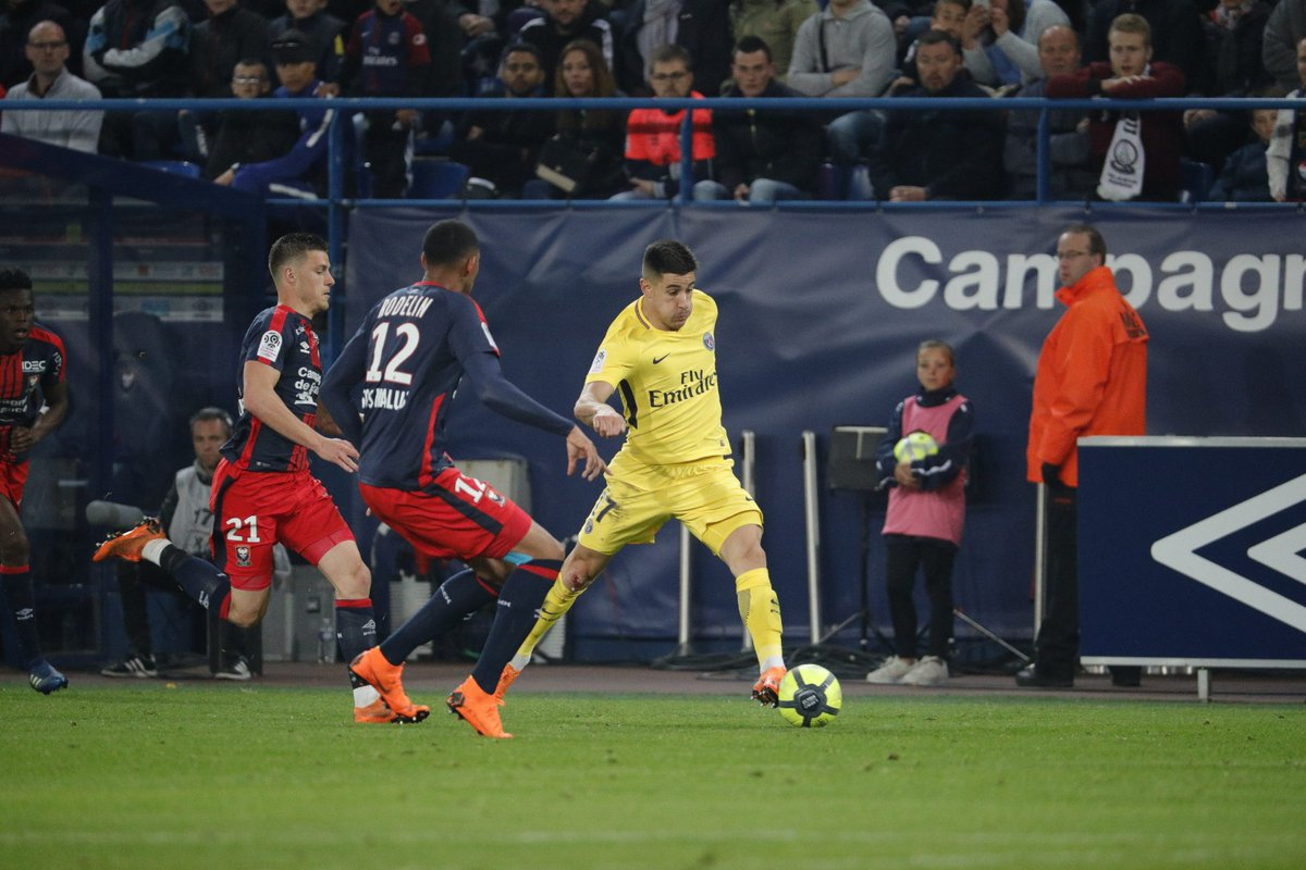 66 @yuriberchiche and PSG are still in search of the games first goal  #SMCPSG
