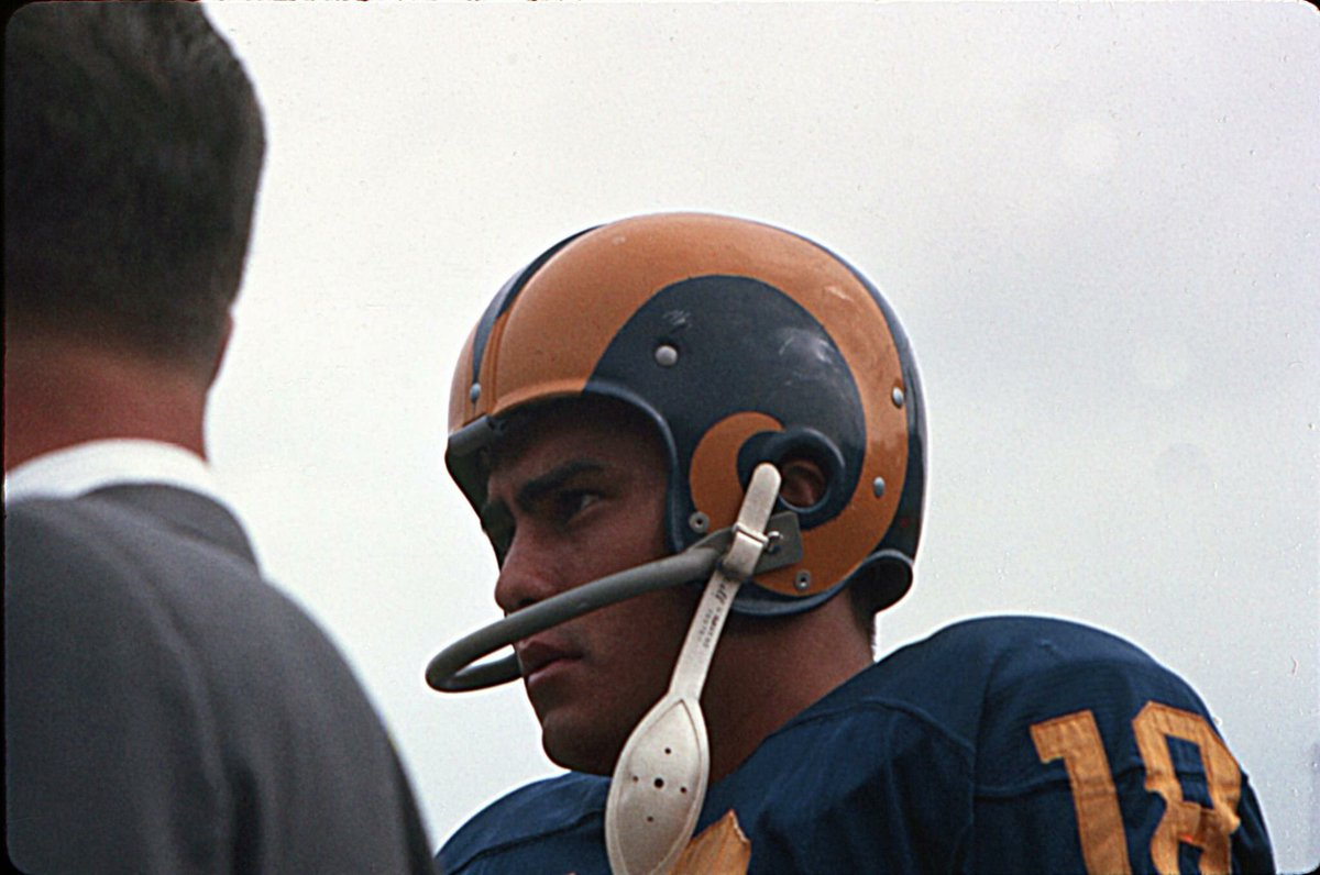 Roman Gabriel for Pro Football Hall of Fame's photo on Rams