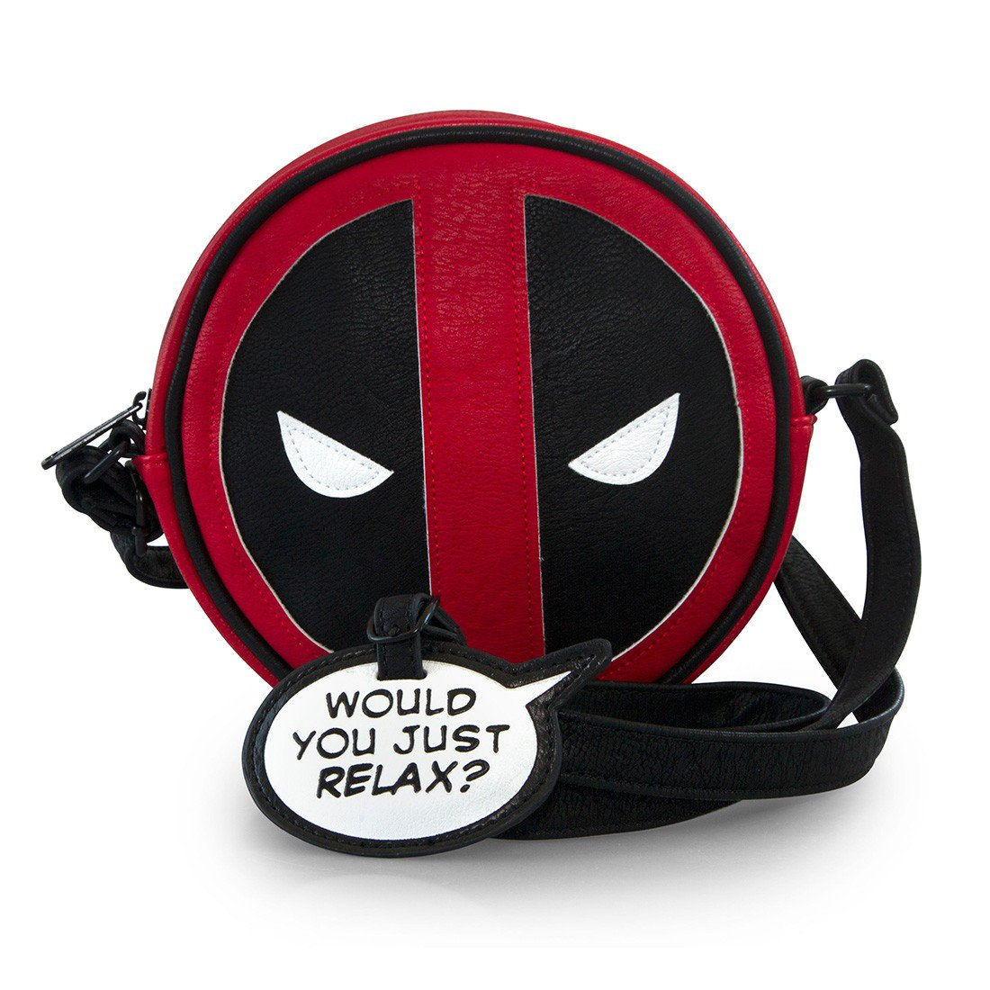 RT & follow @Loungefly for the chance to win this #Deadpool crossbody bag!