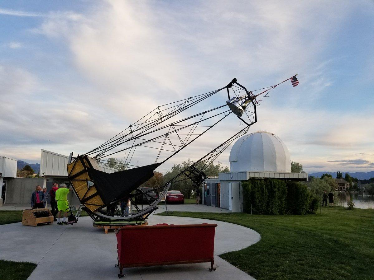 Moms large amateur telescopes girls
