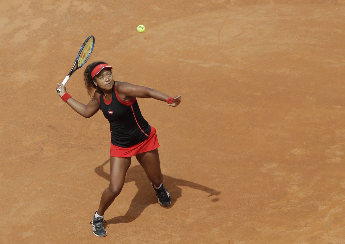 Tennis on twitter after lopsided loss in rome naomi osaka tennis on twitter after lopsided loss in rome naomi osaka introspective and indecisive im trying to figure out what type of person i am publicscrutiny Images