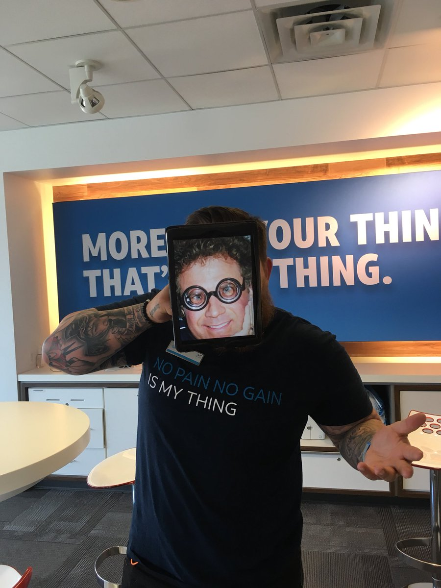 Acting goofy and selling DTVP that's Mikes thing! #dawgpound #championsleague @DaleB1 that's 2 for Mike today!