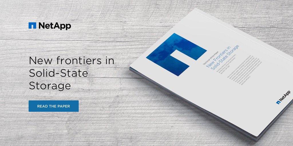 We offer some of the fastest flash storage platforms available, including new systems that were recently ranked among the fastest in the industry in independent benchmark testing. Stay #DataDriven with our latest white paper: ms.spr.ly/6012r0hoQ  #AllFlash