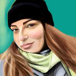 Check out this drawing from @heidizissou! Created on @frenchgirlsapp #frenchgirlsapp