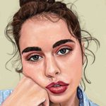 Check out this drawing from @phumada! Created on @frenchgirlsapp #frenchgirlsapp