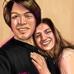 Check out this drawing from @salmonnugget! Created on @frenchgirlsapp #frenchgirlsapp