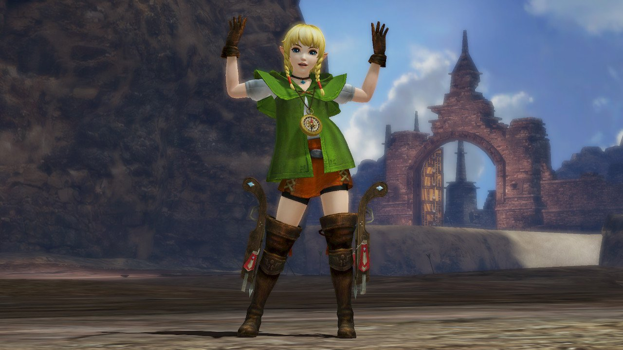 Hyrule Warriors: Definitive Edition (Switch) Screenshot