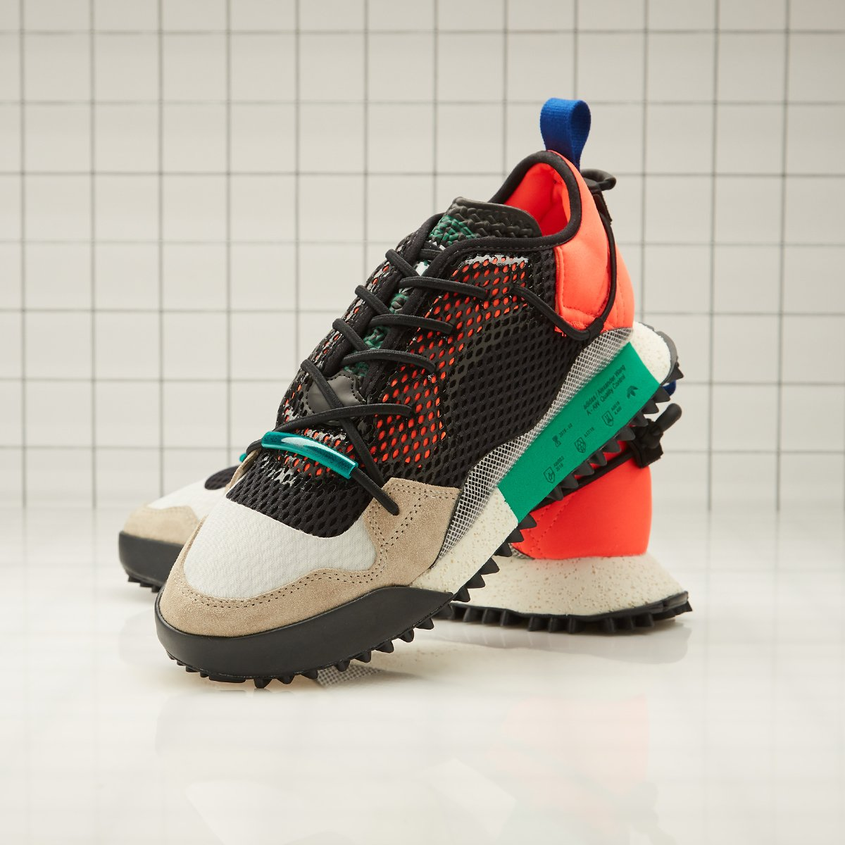 cd9319378948 The new adidas x Alexander Wang AW Reissue Run is available now at  SSENSE  in two colourways for  310 + free shipping. https   bit.ly 2rUsVtt ...