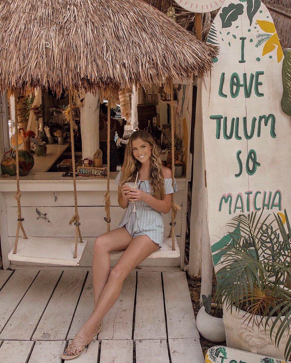 Carly Lauren  - Tulum! 🤗 twitter @MissCarlyLauren