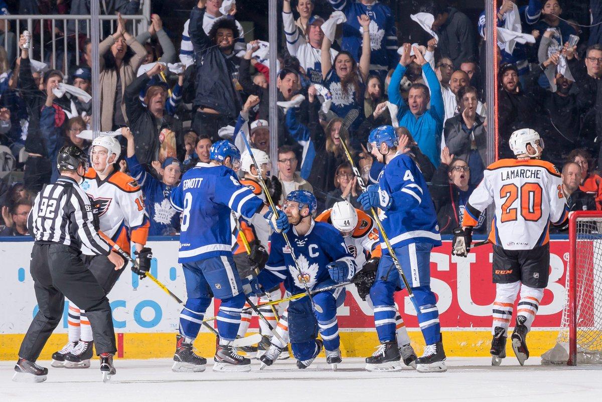 Toronto Maple Leafs followed
