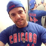 Day 75 of @Cubs #ShirtOfTheDay #BlueIsTheColor #ThatsCub #CubsTalk #EveryBodyIn #GoCubsGo #CubbieKoolAid #Cubs #IamCubsessed #HallerStrong