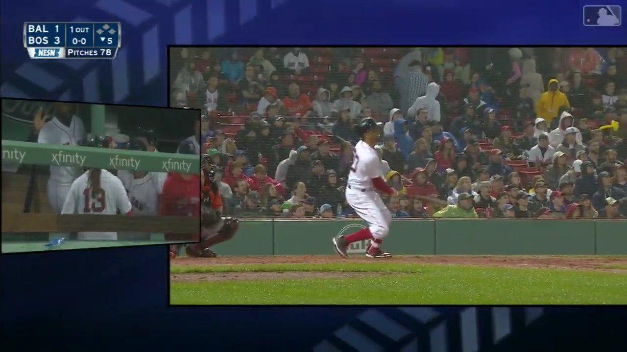 Every @mookiebetts at-bat is prime time viewing. https://t.co/ktA423EkUb
