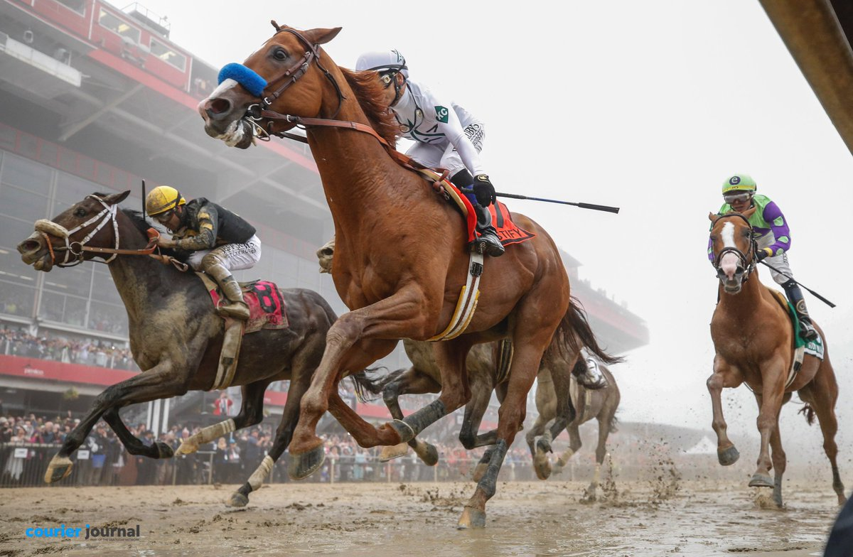 Justify – Preakness Stakes 2018