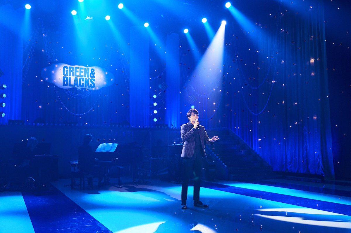 トニー賞 シーズン到来!にちなみ、 グリブラ 第14話歌コーナーでは 井上芳雄 さんが昨年のトニー賞