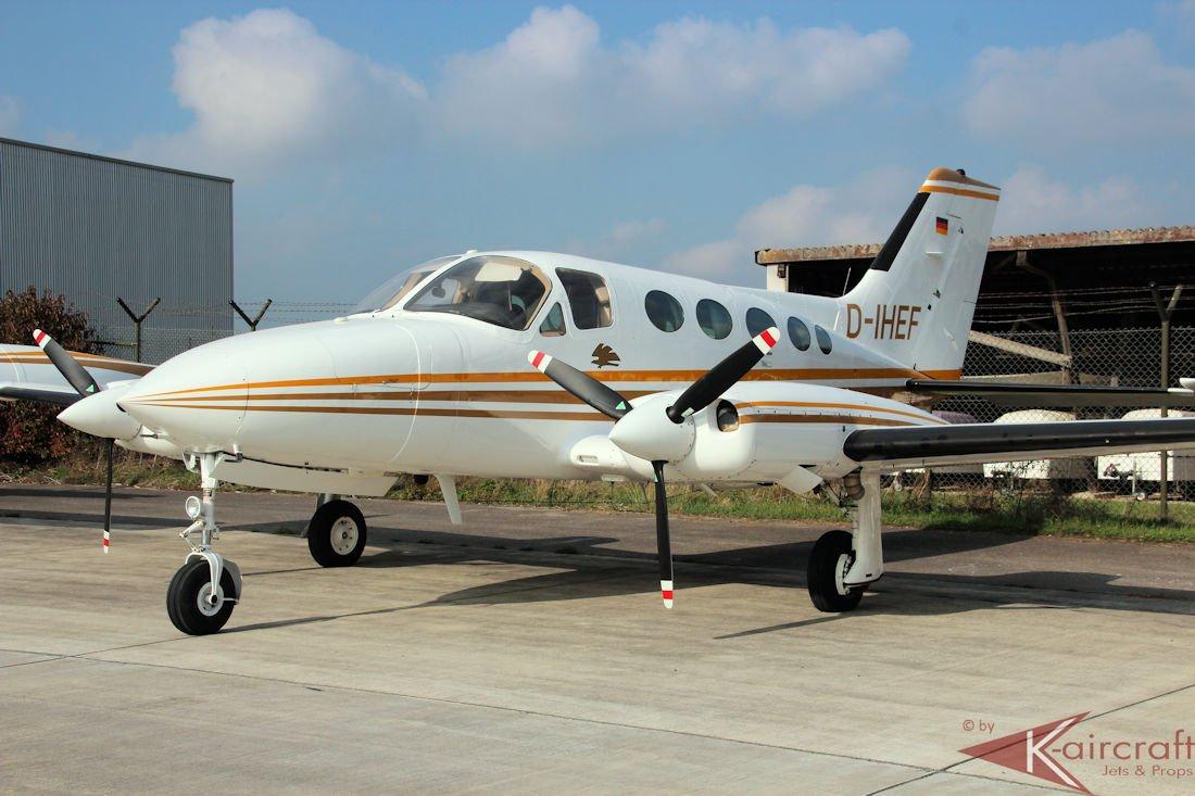 price reduced: 1974 Cessna 414, 8338 TT, 1383/0 SMOH, 0/0 SMOH, EUR 129.000,- + VAT if applicable = EUR 153.510,- #cessna #cessna414 #aircraftforsale #kaircraft #avgeek  https://www. k-aircraft.de/en/aircraft/19 74-cessna-414 &nbsp; … <br>http://pic.twitter.com/JWjFlyR7Qe