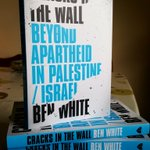 Today's the day - my new book is published!  'Cracks in the Wall: Beyond Apartheid in Palestine/Israel' is available via Pluto Press directly or on Amazon.  https://t.co/mrZK1yg6I6  https://t.co/fIKvSCxvwx  For more information visit the book's website - https://t.co/y9fOySm2WF