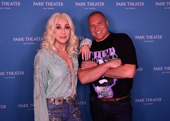 Happy Birthday Cher.  Have a wonder birthday. You are the best.