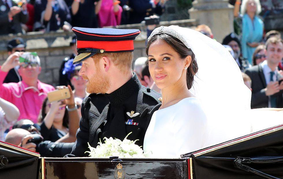 [PHOTOS] Just Married!! ! See every photo you missed from Prince Harry and Meghan Markle's wedding day here https://t.co/R3LqtGpJKK    👑 #royalwedding #royalwedding2018 #justmarried #amomentinhistory #royalcouple #lovestory #fairytalewedding https://t.co/4A9QUVuuJ2