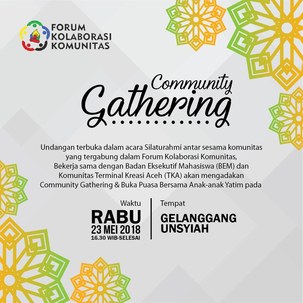 32+ Undangan gathering komunitas information