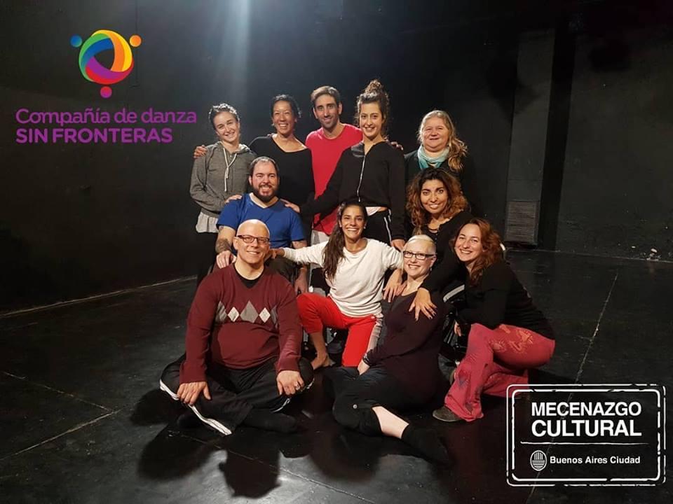 Masterclass with @lucvanier and Elizabeth Johnson, thank you so much to both! #danza #arte #contemporaneo #cartografías #porteñas #ciudad #sinfronteras #buenosaires #argentina #dance #wheelchair #danceforinclusion #dancerlife #weelchairgirl #weelchairlife #dancecompany #artpic.twitter.com/5BldY7DlI7