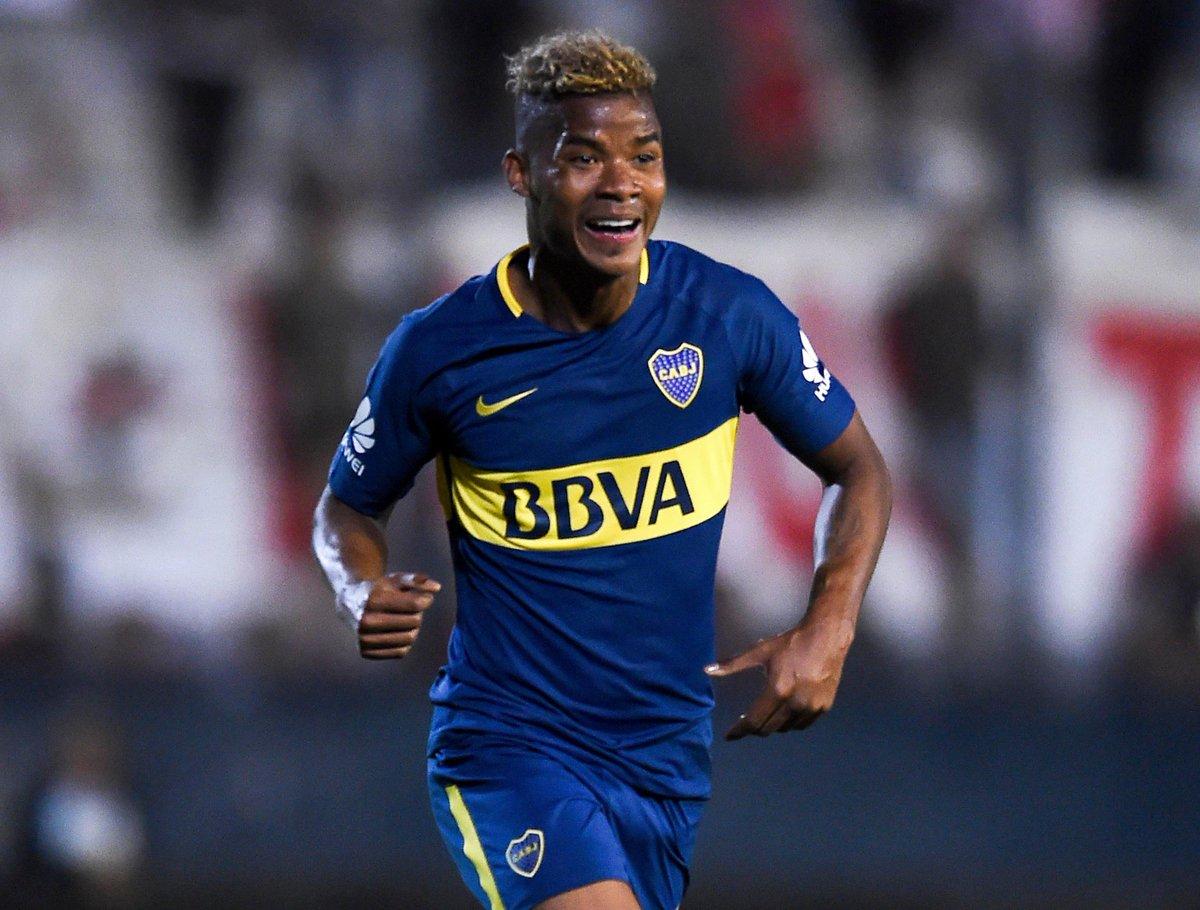 Tottenham Hotspur are preparing a £25million bid for Boca Juniors defensive-midfielder Wilmar Barrios. [The Sun] #THFC