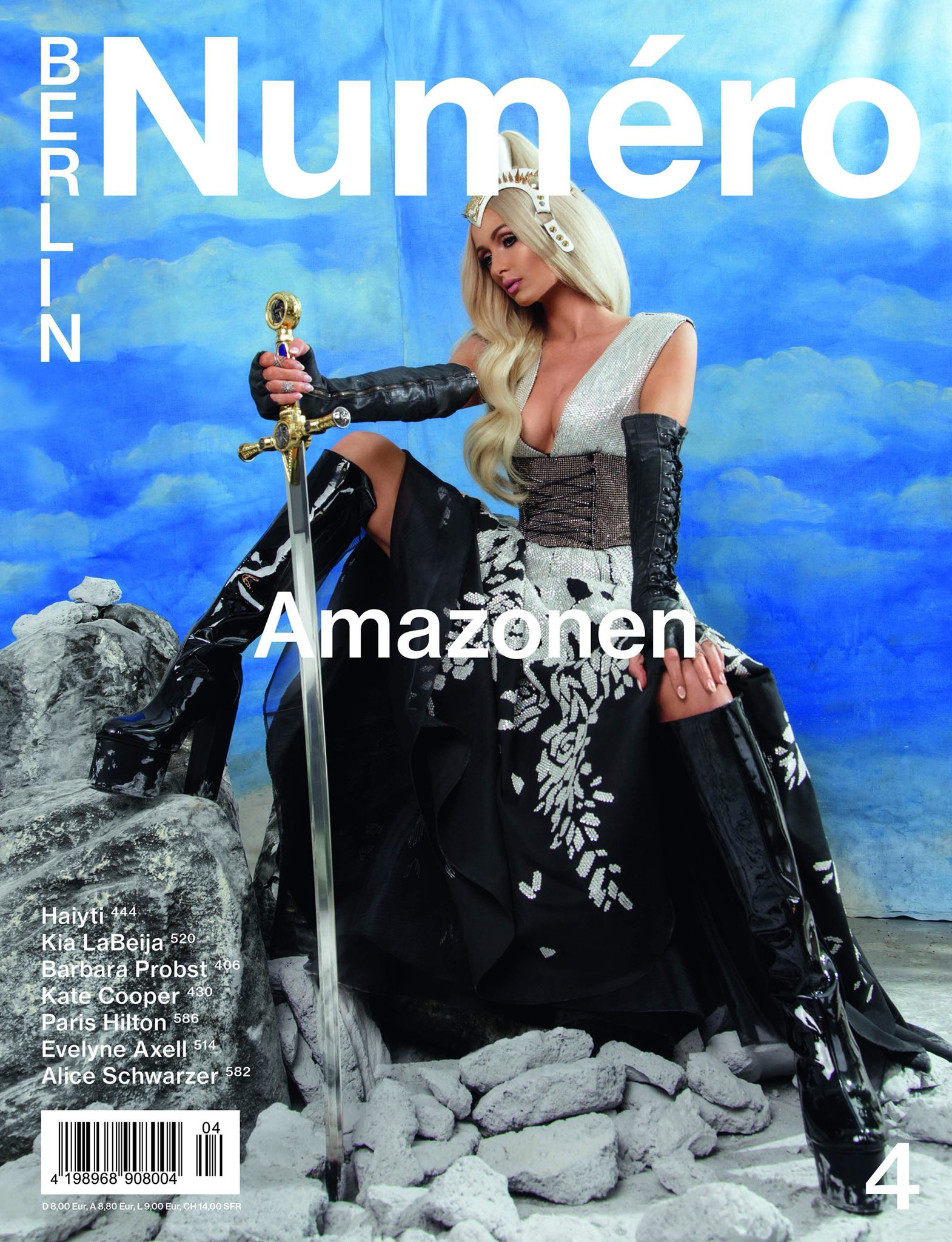Loving my new @NumeroMagazine cover. ✨����✨ https://t.co/VzzMPzsoVh