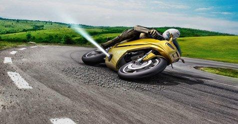 Hasil gambar untuk Les motos de demain pourraient avoir des rétrofusées