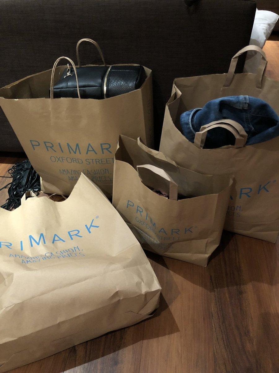 When in London SHOP @Primark 🇬🇧❤️👌🏼