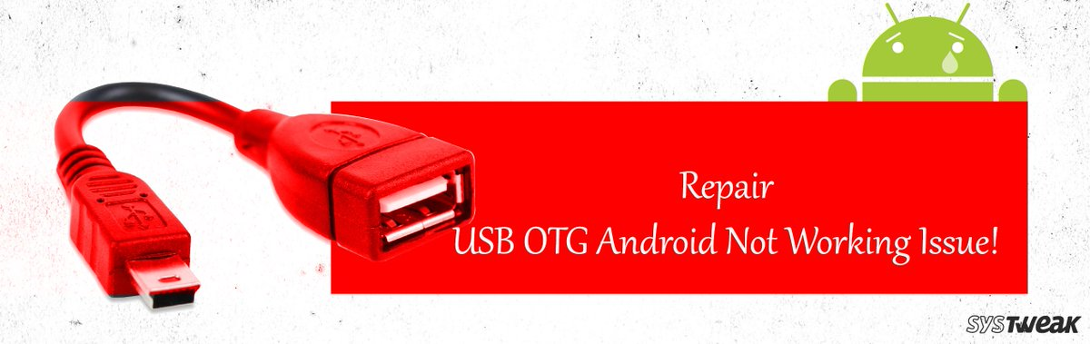 How To Fix USB OTG Android Not Working Issue  https:// buff.ly/2ItItzb  &nbsp;   #Android #HowTo #TechTips  #OTG #SmartPhone #DataTransfer #Fat32 #USBcord<br>http://pic.twitter.com/ZI8Y2ZbSxW
