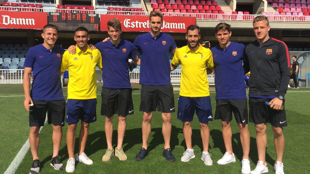 Dani Romera et Perea font leur retour au Mini Estadi !